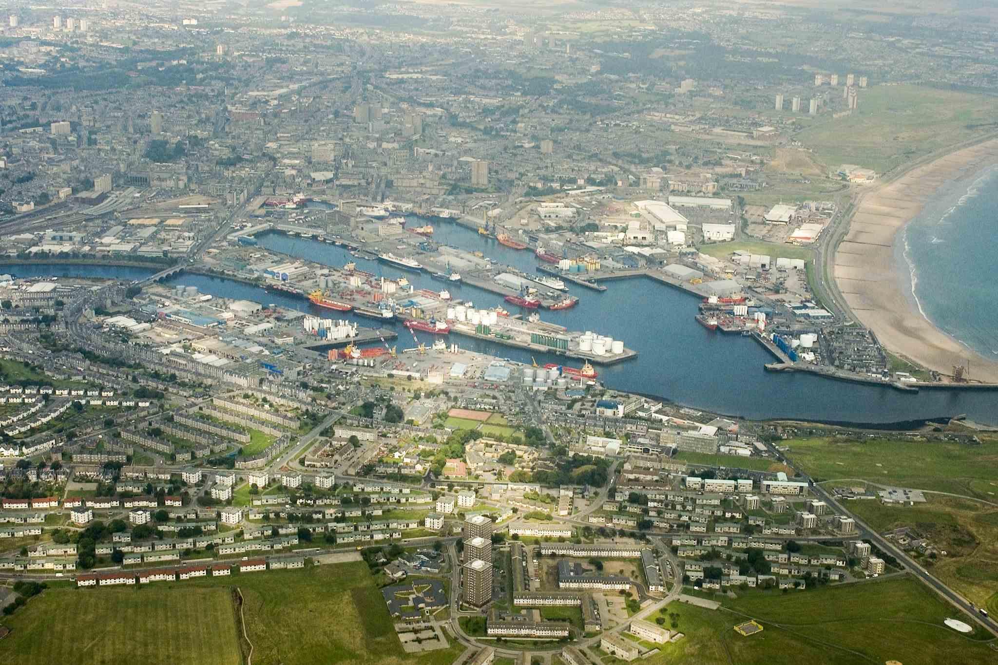Meet us in Aberdeen